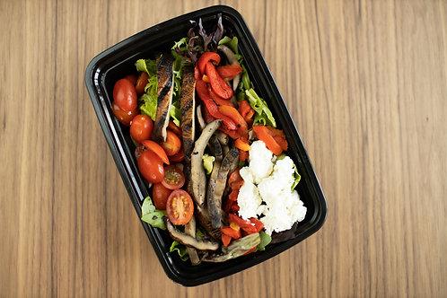 Grilled Portabello Mushroom Salad