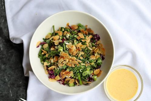 Broccolini Miso Salad