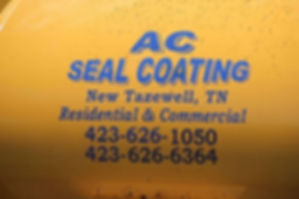 Sealcoating Commercial/Residential