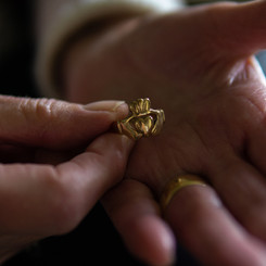 Family Claddagh Ring