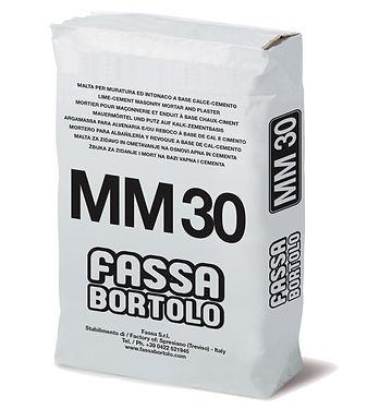 MALTA CEMENTIZIA PER MURATURA MM30