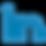 simbolo del social linkedin di Arturo mancini