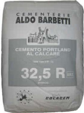 Cemento portland al calcare CEM II/B-LL 32,5R