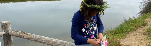 Nature Journal at the Lagoon!