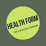 SD Coastal Kiddos Health Form