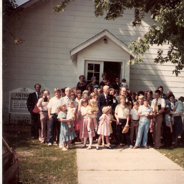 Antioch Baptist Church 1953