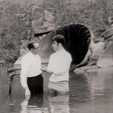 Antioch Baptisms
