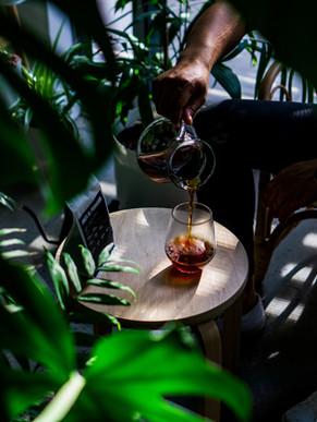 Newav Coffee - Nostalgic Violet Plums