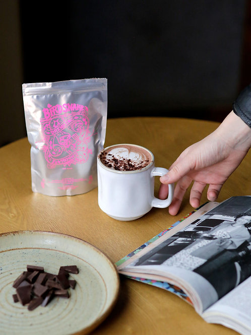 Birdsnake Drinking Chocolate 45% Cacao 250g