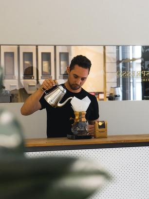 Chemex Lessons & Brazilian Brews