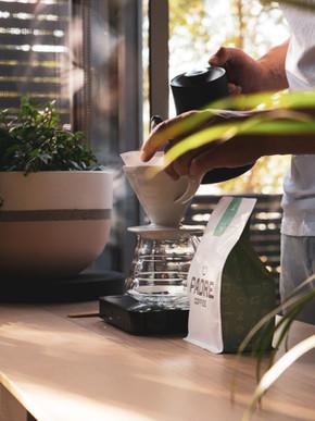 Sweet Santa Isabel Drops by Padre Coffee