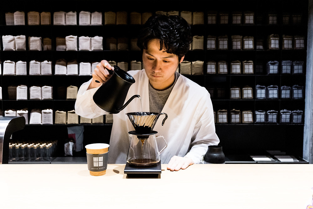 Photography taken by Sow Coffee Project