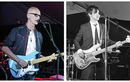 Brockville show with Kim Mitchell