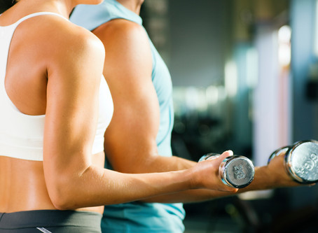 Upper Body Just Enough Exercise Plan