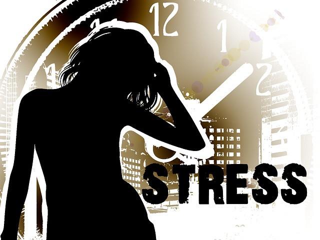 Stress Worry Anxiety