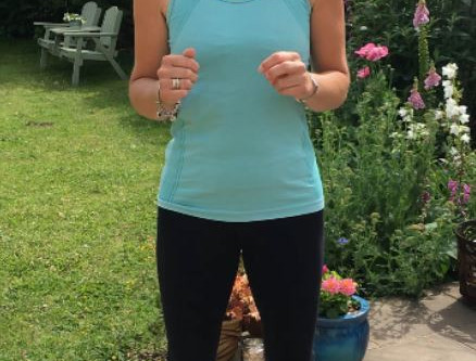 JULY - JUST ENOUGH EXERCISE PLAN