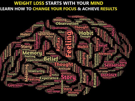 GET YOUR HEAD AROUND WEIGHT LOSS