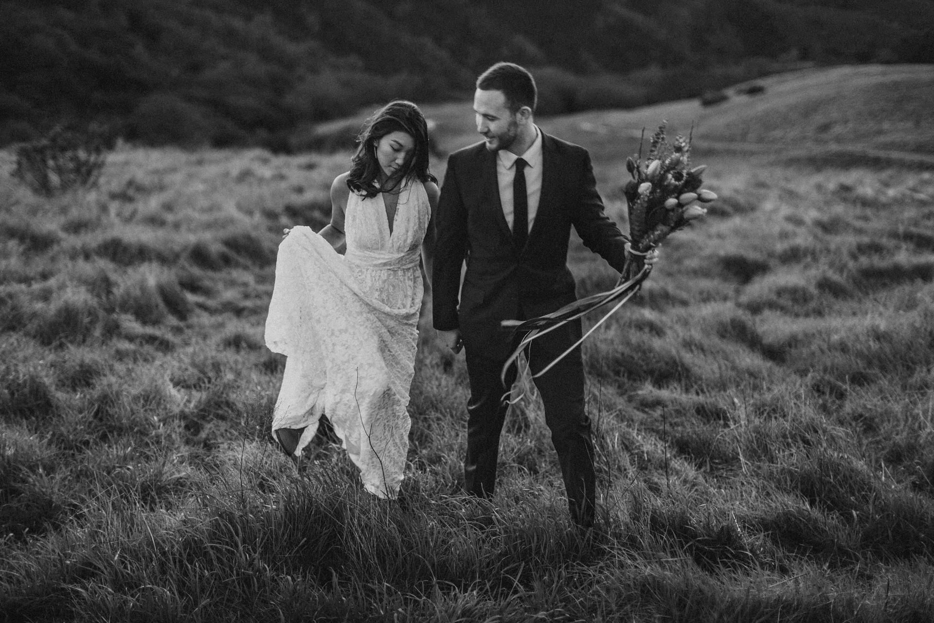 twilight engagement photos california