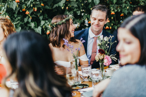big sur bakery wedding reception photography