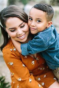 mother son photo california photographer