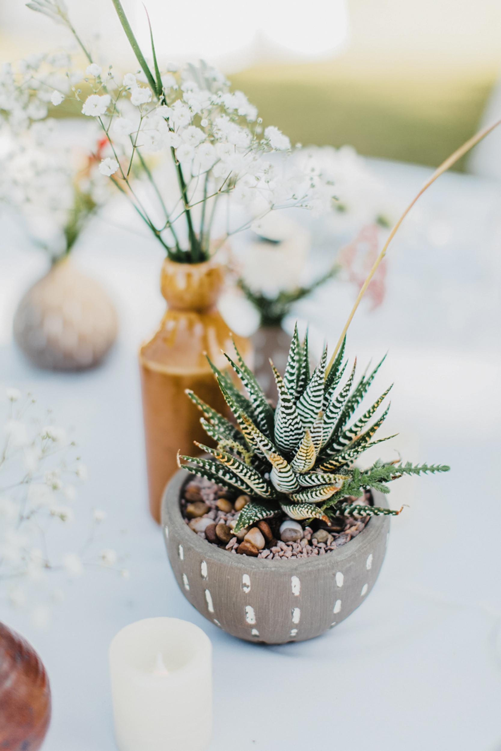 29 palms inn wedding reception decorations