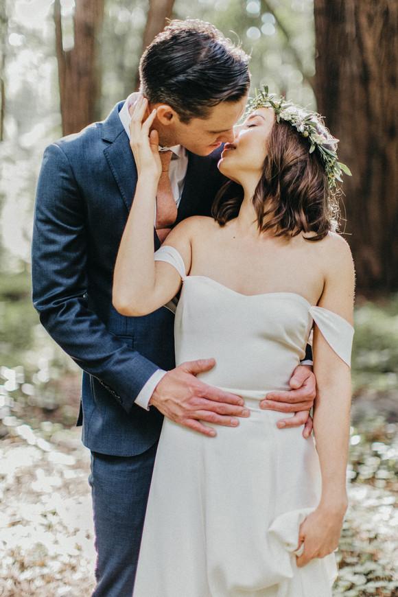 california redwood wedding photographer