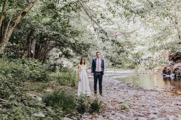 glen oaks big sur wedding elopement photography