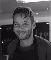 Matt Comley. Wild food catering in Cornwall