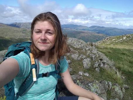 Climbers Like Me: Sarah