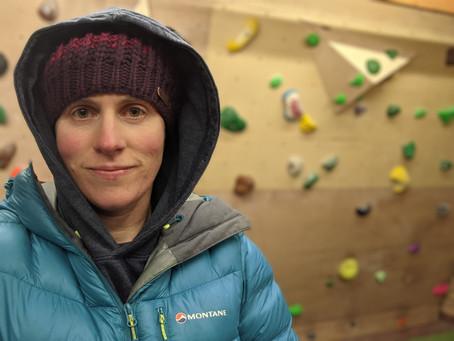 Climbers Like Me: Molly