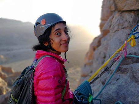Climbers Like Me: Shivaun