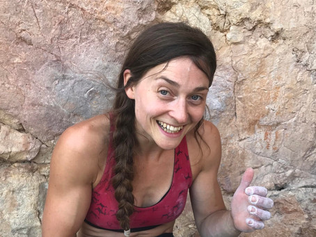 Climbers Like Me: Belinda