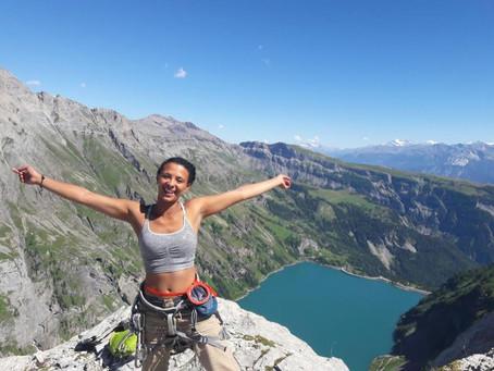 Climbers Like Me: Tselane