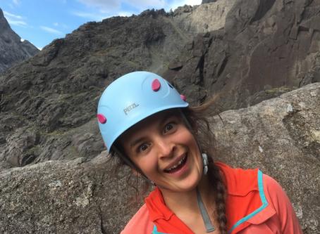 Climbers Like Me: Kirsty