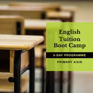 English Tuition Boot Camp