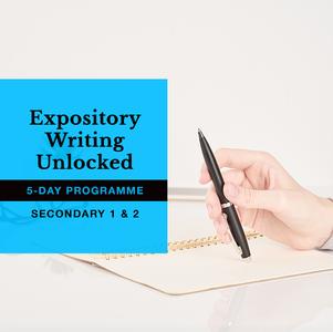Expository Writing Unlocked