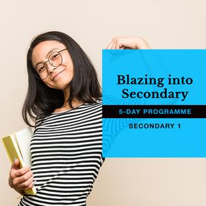 Blazing into Secondary
