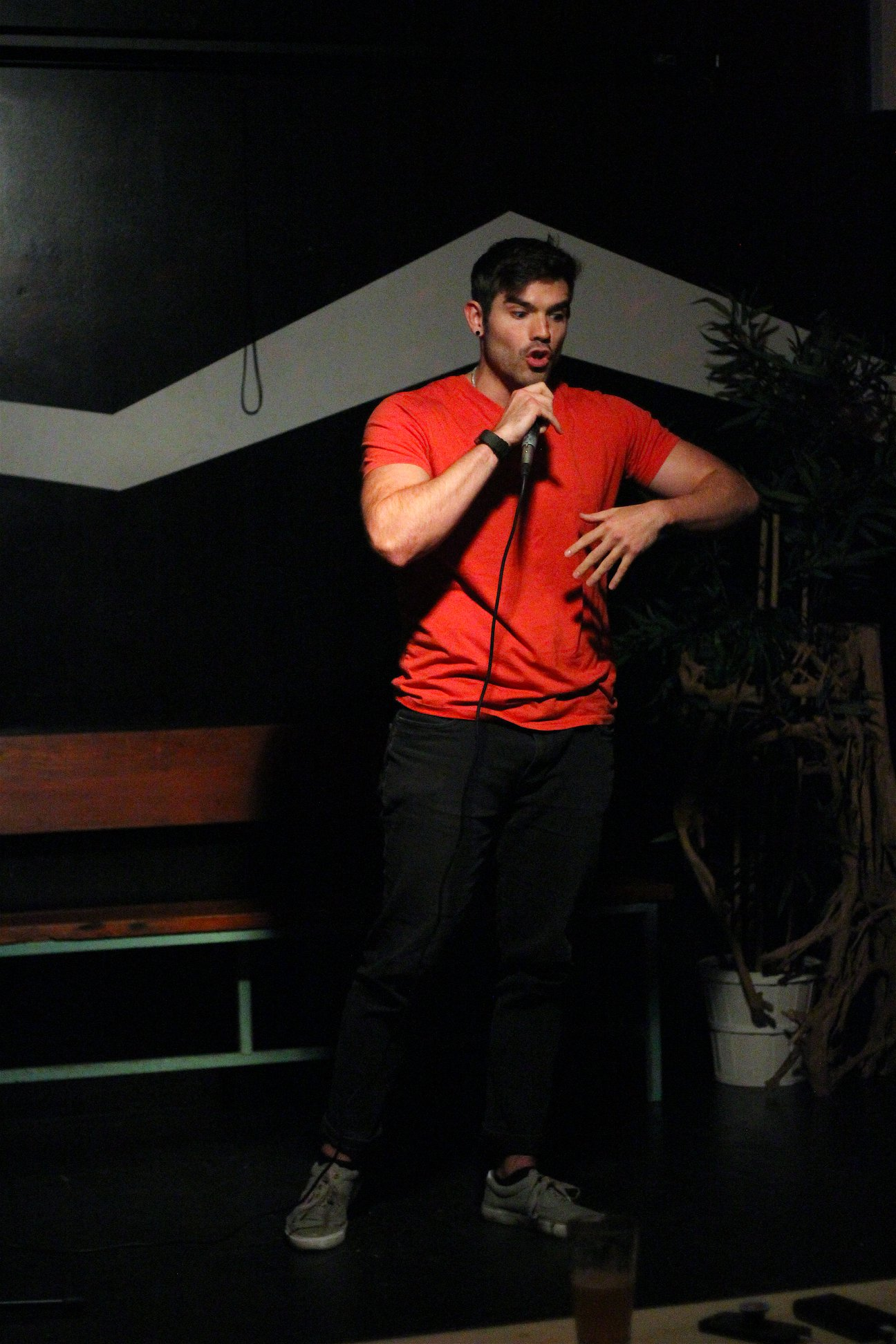 Stand Up at Slick Comedy