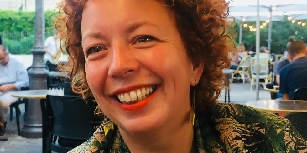 """Joke Quintens-""""Activisme du 21ème siècle : politiques participatives et co-fabrication de la ville"""""""