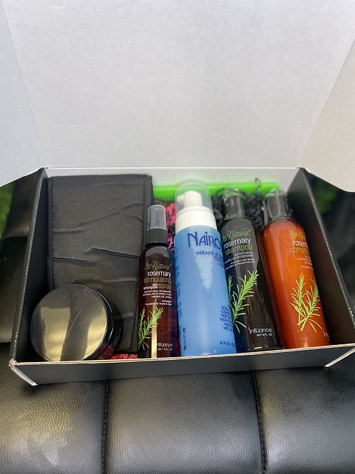 Pretty flawless *Rosemary mint box