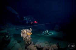 Amphitrite cave