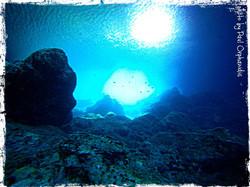 Cape Fanos - Tombant (2TD)