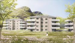 Promotion immobilière à Vionnaz