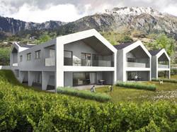 Promotion immobilière, Valais