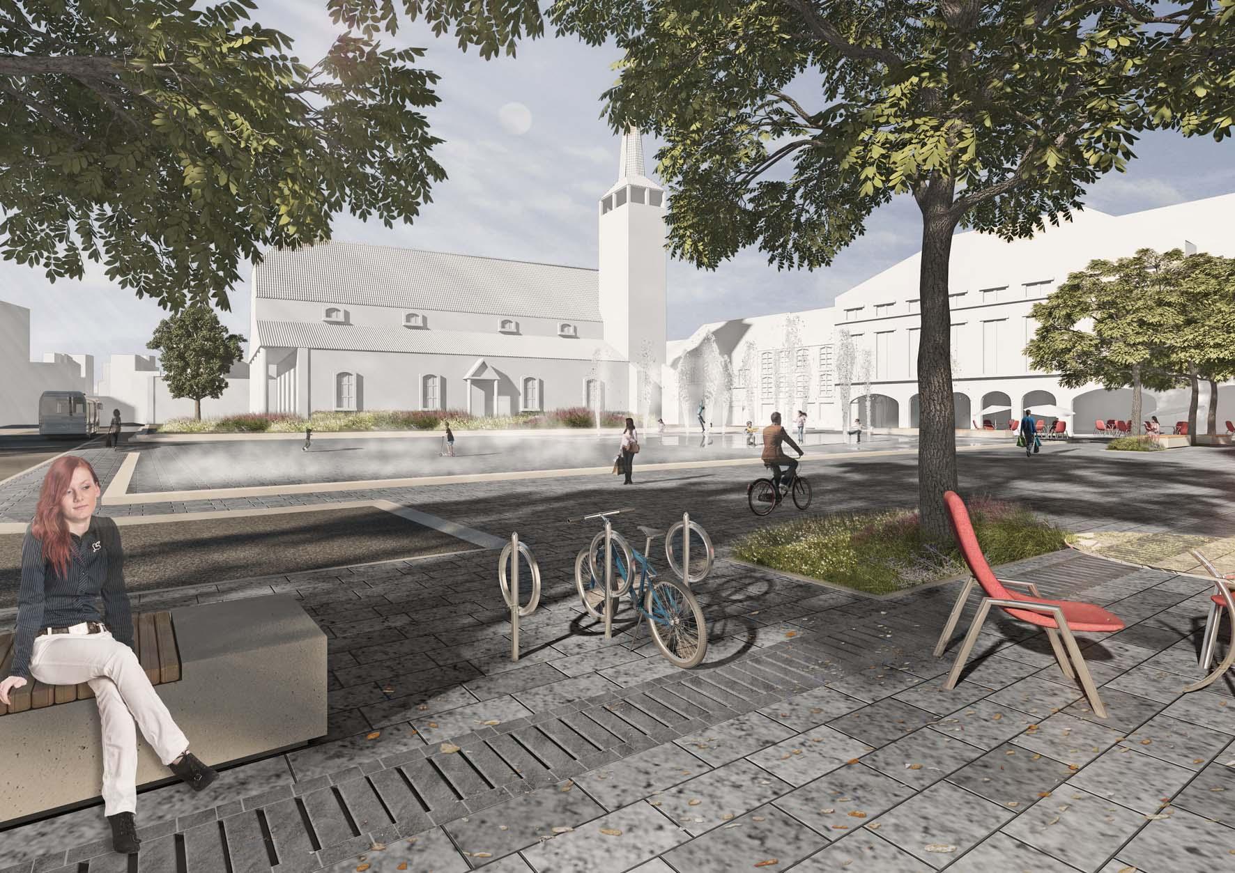 Concours Espace public | Fribourg