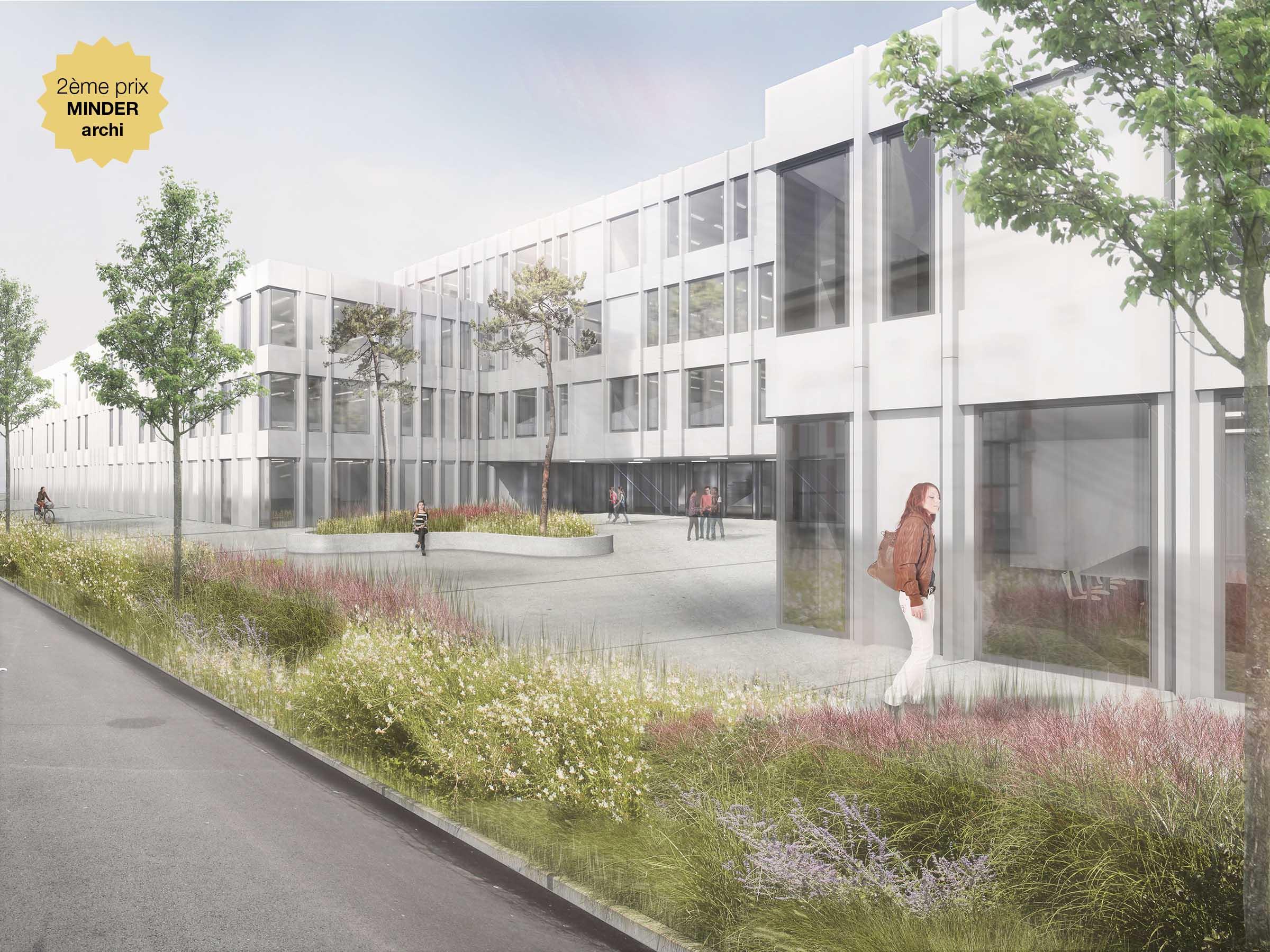 Concours Collège des Rives | Yverdon