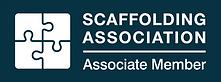 SA Logo Associate Member Logo Navy Box.p
