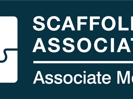 SCAFFOLDING ASSOCIATION ASSOCIATE MEMBER - MAY '20