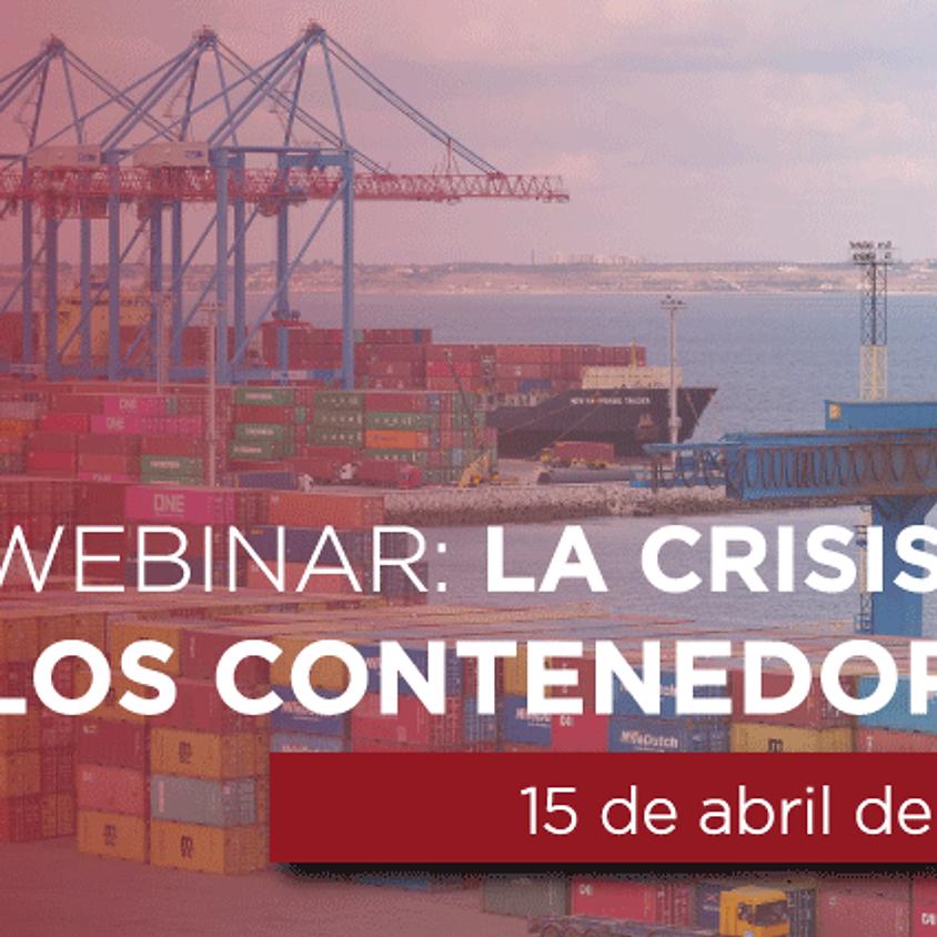 """Webinar: """"La Crisis de los Contenedores: Retrasos, Escasez y Tarifas"""""""