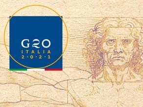 22/01/2021 Presidencia Italiana del G20 durante el 2021